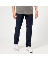 Ted Baker - Service Straight Fit Trousers - Lyst