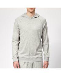 Calvin Klein - Long Sleeve Hoodie - Lyst