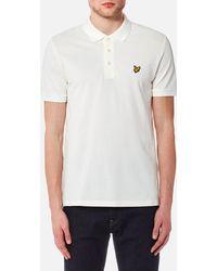 Lyle & Scott - Polo Shirt - Lyst