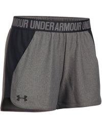 Under Armour - Women's Play Up Shorts 2.0 With $5 Rue Credit - Lyst