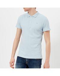 DIESEL - Heal Polo Shirt - Lyst