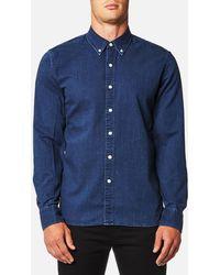 Levi's - Pacific No Pocket Shirt - Lyst