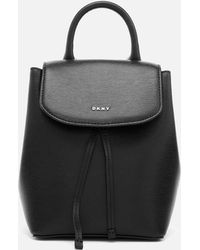 4f741388e122 DKNY - Lex Small Convertible Backpack - Lyst
