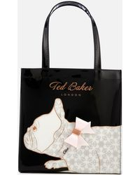 Ted Baker - Mayacon Cotton Small Icon Bag - Lyst