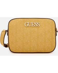 Guess - Kamryn Cross Body Bag - Lyst