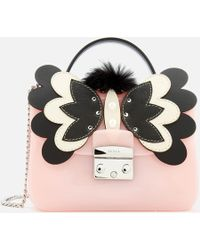 Furla - Candy Melita Meringa Mini Cross Body Bag - Lyst