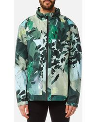 HUNTER - Original 3 Layer Printed Blouson Jacket - Lyst