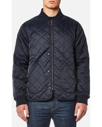 Barbour - Heritage Windrow Jacket - Lyst
