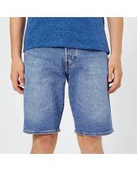 Levi's - 501 Hemmed Shorts - Lyst