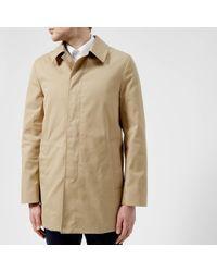 Aquascutum - Men's Berkeley Sb Raincoat - Lyst