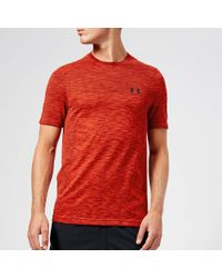 Under Armour - Vanish Seamless Short Sleeve T-shirt - Lyst