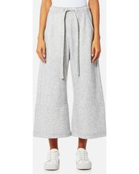 House Of Sunny - Fit And Flare Wide Leg Trousers - Lyst