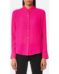 Samsøe & Samsøe - Women's Milly Shirt - Lyst