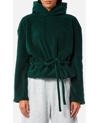 House Of Sunny - Open Soul Zipped Hoody - Lyst