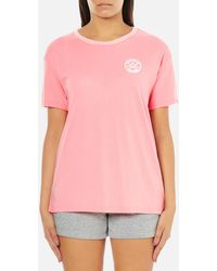 Converse - Cp Slouchy T-shirt - Lyst