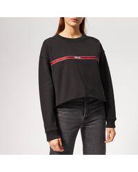 Levi's Graphic Raw Cut Crew Sweatshirt