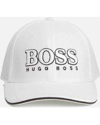 BOSS Green - Small Logo Cap - Lyst