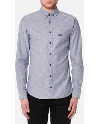 BOSS Orange - Epreppy Long Sleeve Shirt - Lyst