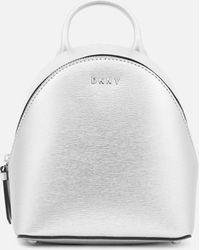 DKNY - Bryant Mini Backpack Cross Body Bag - Lyst