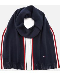 Tommy Hilfiger - Corporate Edge Scarf - Lyst