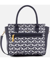 Joules - Day To Day Print Shoulder Bag - Lyst