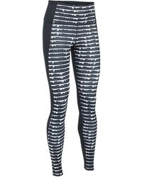 Under Armour - Mirror Hi-rise Printed Studio Tights - Lyst