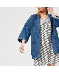 Levi's - Annice Kimono Jacket - Lyst