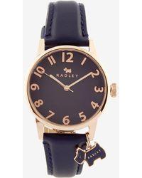 Radley | Liverpool Street Leather Watch | Lyst