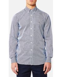 Tommy Hilfiger - Lexington Long Sleeve Shirt - Lyst