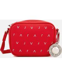 Versace Jeans - Embellished Camera Bag - Lyst