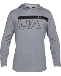 Under Armour - Men's Ua Mk1 Terry Graphic Hoodie - Lyst
