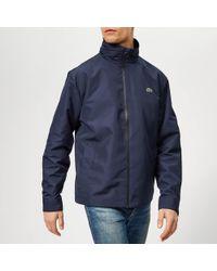 af4723456e Lacoste - Classic Blouson Jacket - Lyst
