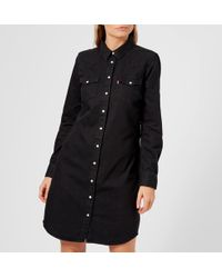 Levi's - Ultimate Western Dress - Lyst