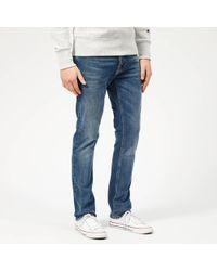 Nudie Jeans - Grim Tim Slim Jeans - Lyst