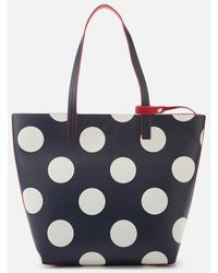 Joules Revery Print Reversible Tote Bag - Multicolour