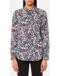 Joules - Lucie Classic Fit Shirt - Lyst