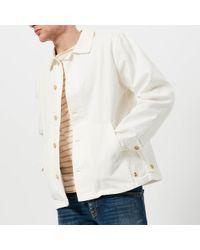 Armor Lux - Men's Veste Pecheur Héritage Shirt Jacket - Lyst