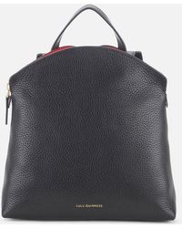 Lulu Guinness - Peekaboo Lip Valentina Backpack - Lyst