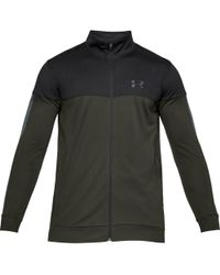 Under Armour - Sportstyle Pique Jacket - Lyst