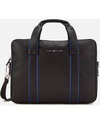 Tommy Hilfiger - Pop Stripe Computer Bag - Lyst