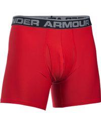 Under Armour - Original Series 6 Inch Boxerjock - Lyst