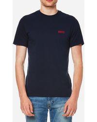 Barbour - International Men's Small Logo Tshirt - Lyst