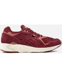Asics - Lifestyle Men's Gelds Og Trainers - Lyst