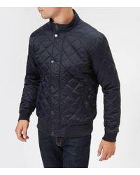 Barbour - Edderton Quilted Blouson Jacket - Lyst