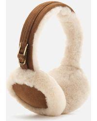 UGG - Classic Sheepskin Earmuffs - Lyst