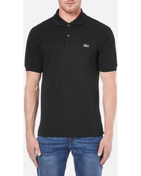 Lacoste - Polo Shirt Green - Lyst