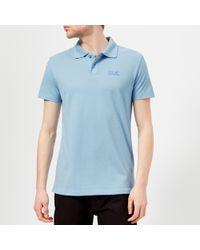 Jack Wolfskin - Pique Polo Shirt - Lyst