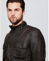 Barbour - Corbridge Hunting Jacket Green - Lyst