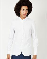 Vito - Clive Sha Shirt White - Lyst