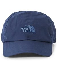 The North Face - Logo Gore Hat Navy - Lyst